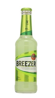 Picture of *BACARDI BREEZER LIME 0.275L 5% VOL/ALK   -24/1-