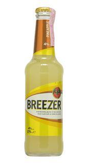 Picture of *BACARDI BREEZER PINEAPPLE 0,275L 5%VOL/ALK  -24/1-