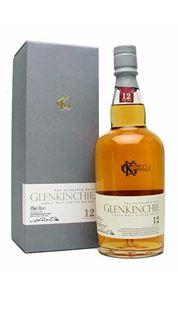 Picture of *WHISKY GLENKINCHIE 0.70L 12YO SINGLE MALT SCOTCH GIFT