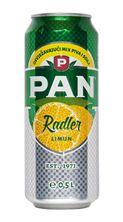 Picture of N-*PIVO PAN 0.50L RADLER LIMUN  -24/1-  LIMENKA