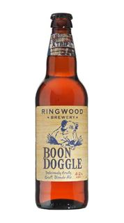Picture of N-*PIVO RINGWOOD BOONDOGGLE ALE 0.50L  -8/1-