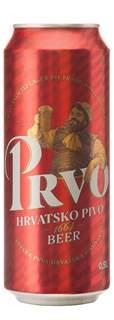 Picture of N-*PIVO PRVO HRVATSKO 0.50L SVIJETLO  -24/1-  LIMENKA