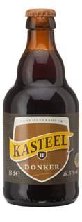 Picture of *PIVO KASTEEL DONKER 0.33L  -24/1-