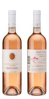 Picture of *ROSE CUVEE KRAUTHAKER 0.75L ZOI SUHO 2019. -6/1-