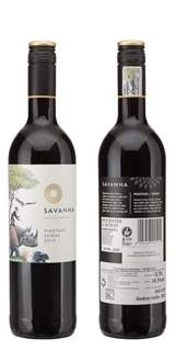 Picture of *PINOTAGE/SHIRAZ SAVANHA 0.75L SPIER ZP SUHO 2019 -6/1-