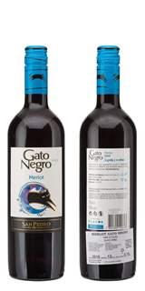 Picture of *MERLOT GATO NEGRO 0.75L SUHO 2019 -6/1-