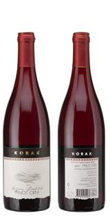 Picture of *PINOT CRNI KORAK 0.75L ZOI SUHO 2018. -6/1-