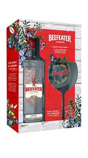 Picture of *GIN BEEFEATER 0,7L + 1 ČAŠA