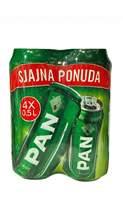 Picture of N-*PIVO PAN 0.50L LIM 4-PACK -6/1-