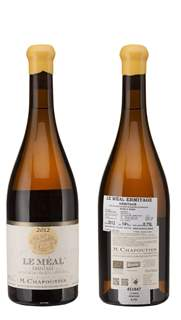 Picture of N-*LE MEAL M.CHAPOUTIER 0.75L ZOI SUHO 2012 ERMITAGE(MARSANNE) BIJELO