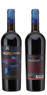 Picture of *DINOTTE RED BLEND 0.75L MEZZACORONA ZOZP SUHO 2018 -6/1-