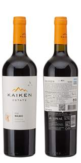 Picture of *MALBEC KAIKEN RESERVE 0.75L ZP. SUHO 2018. -6/1-