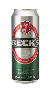 Picture of N-*PIVO BECK'S 0.50L LIM -24/1-