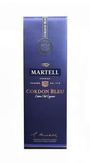 Picture of *COGNAC MARTELL 0.7L CORDON  BLEU GIFT