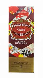 Picture of *WHISKY CHIVAS REGAL EXTRA0,7L GIFT -6/1-