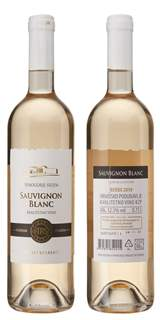 Picture of *SAUVIGNON BLANC TRS 0.75LKVAL. SUHO 2019.